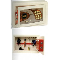 Coffre fort électronique pour 20 clés L31xP10xH20 cm