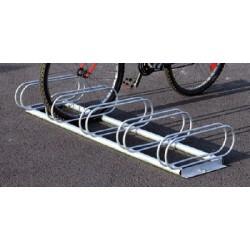 Support vélos Correze 5 places galva L153,4xP51,5 cm