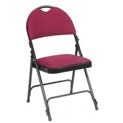 Lot de 4 chaises pliantes Loan non accrochables M2