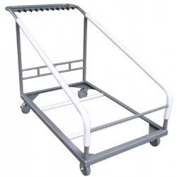 Chariot pour 12 tables diam 152 cm Qualiplus