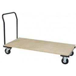 Chariot pour tables rectangulaires de 120 a 180 cm