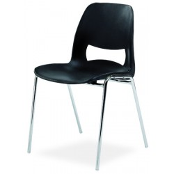 Chaise coque empilable Elisa M2