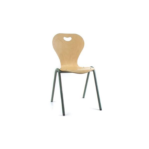 bois coque Elisa 4 pieds Chaise 80OPkXNnw