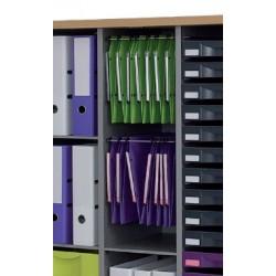 Lot de 2 kits pour dossiers suspendus armoires Classe Eco