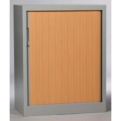 Armoire métallique monobloc à rideaux 102x80 cm