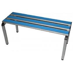 Banc aluminium et stratifié L150 cm