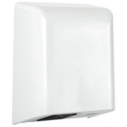 Sèche mains Eco 1650W ABS blanc