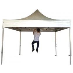 Stand pliant structure alu 50 mm et toit 3x4,5 m