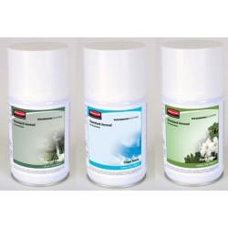 Lot de 12 aérosols parfum Rainforest 243ml 243ml pour diffuseurs Selectplus et Pulse