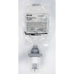 Lot de 5 recharges lotion antibactérienne mains mousse 500 ml pour distributeur Rubbermaid Flex