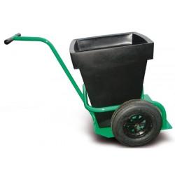 Chariot pour pot décoratif