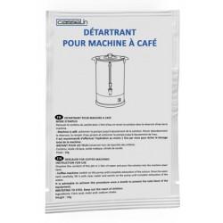 Boite de 10 sachets de 30g détartrant pour machine à café