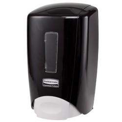 Distributeur de savon manuels Rubbermaid Flex 500 ml noir