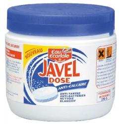 Lot de 12 boites de 112 javel dose professionnel anticalcaire Eau Ecarlate