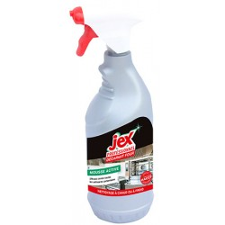 Lot de 6 flacons de decapant four Jex Professionnel 1L