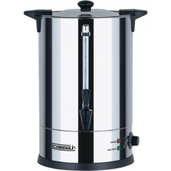 Distributeur d'eau chaude 15L diam 27,3xH46,8 cm