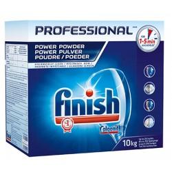 Poudre de lavage vaisselle Finish Professionnel 10kg