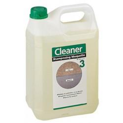 Lot de 4 bidons 5L shampooing moquette moussant cleaner