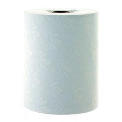 Carton de 6 rlx essuie mains Tork Advanced H12 blanc 2p 143m