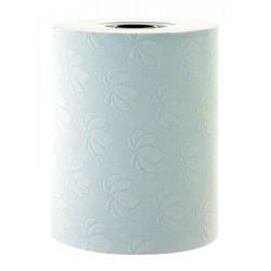 Carton de 6 rlx essuie mains Tork Advanced H13 blanc 2p 143m