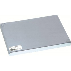 Carton de 500 sets de table papier 30 x 40 cm gris