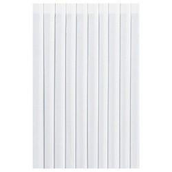 Carton de 5 rlx de juponnage 72 x 400 cm blanc