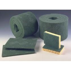 Tampon vert en rouleau 300 x 15,8 cm