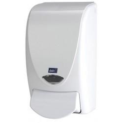 Distributeur de savon mousse Proline blanc 1L