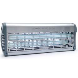 Destructeur d'insectes à grille électrique Executor 40 inox L69,4 x P14 X H26,5 cm