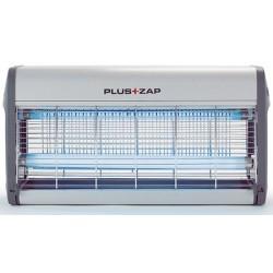 Destructeur d'insectes à grille électrique PlusZap 30 alu L51,4 x P13 x H26,2 cm