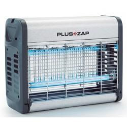 Destructeur d'insectes à grille électrique PlusZap 16 métal L36,5 x P13 x H26,2 cm