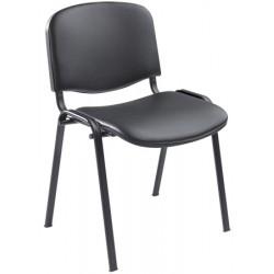 Chaise empilable Anne tissu non feu M2