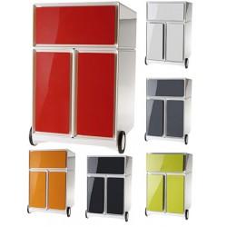Caisson mobile easyBox 1 tiroirs de rangements et 2 DS
